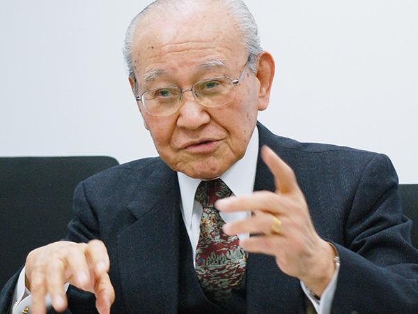 Mr. Seiichi Nakajima, the Father of TPM