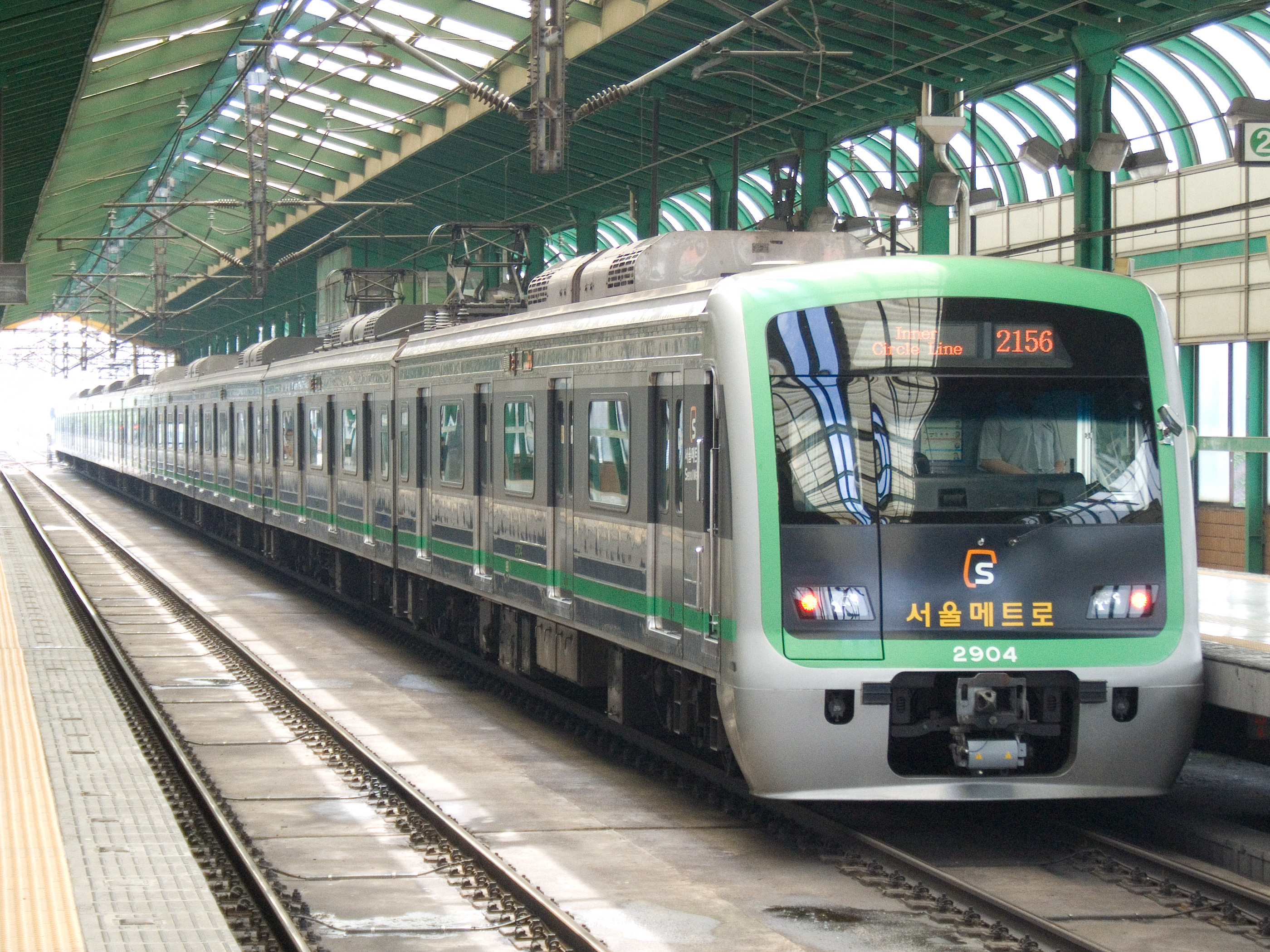 Korean Subway Map 2015.Seoul Metropolitan Subway Wikipedia