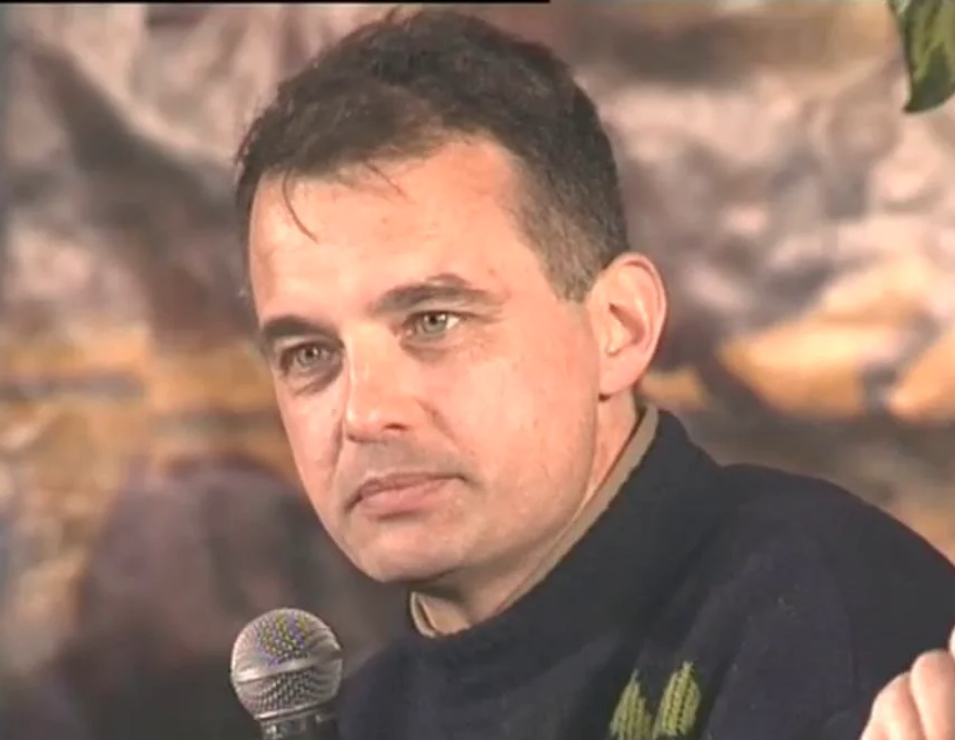 Gruzinski in 1992