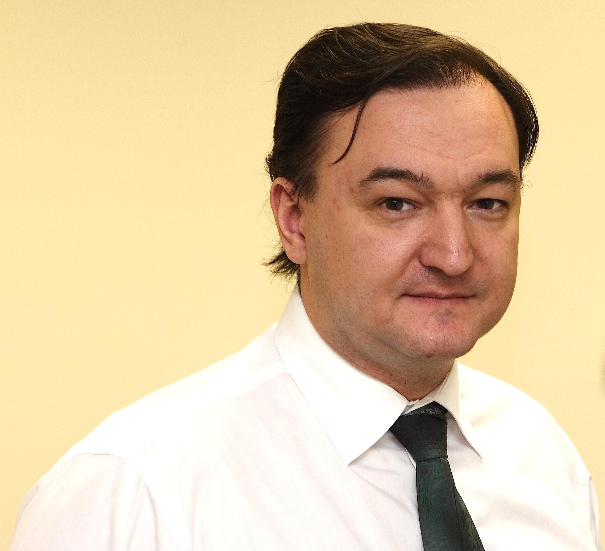 Sergei Leonidowitsch Magnizki (1972 - 2009)