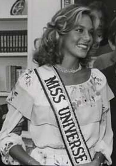 Shawn Weatherly Miss Universe