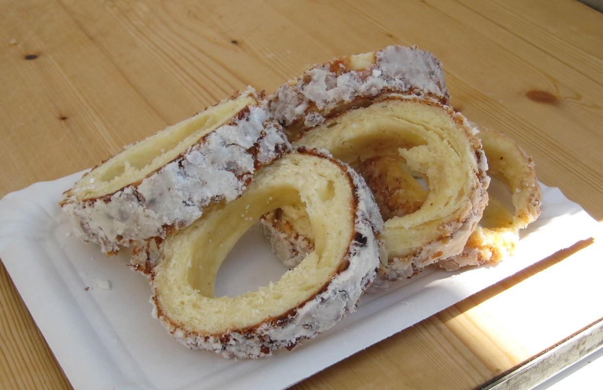 Recette Cake  Longs Abricot  Epices