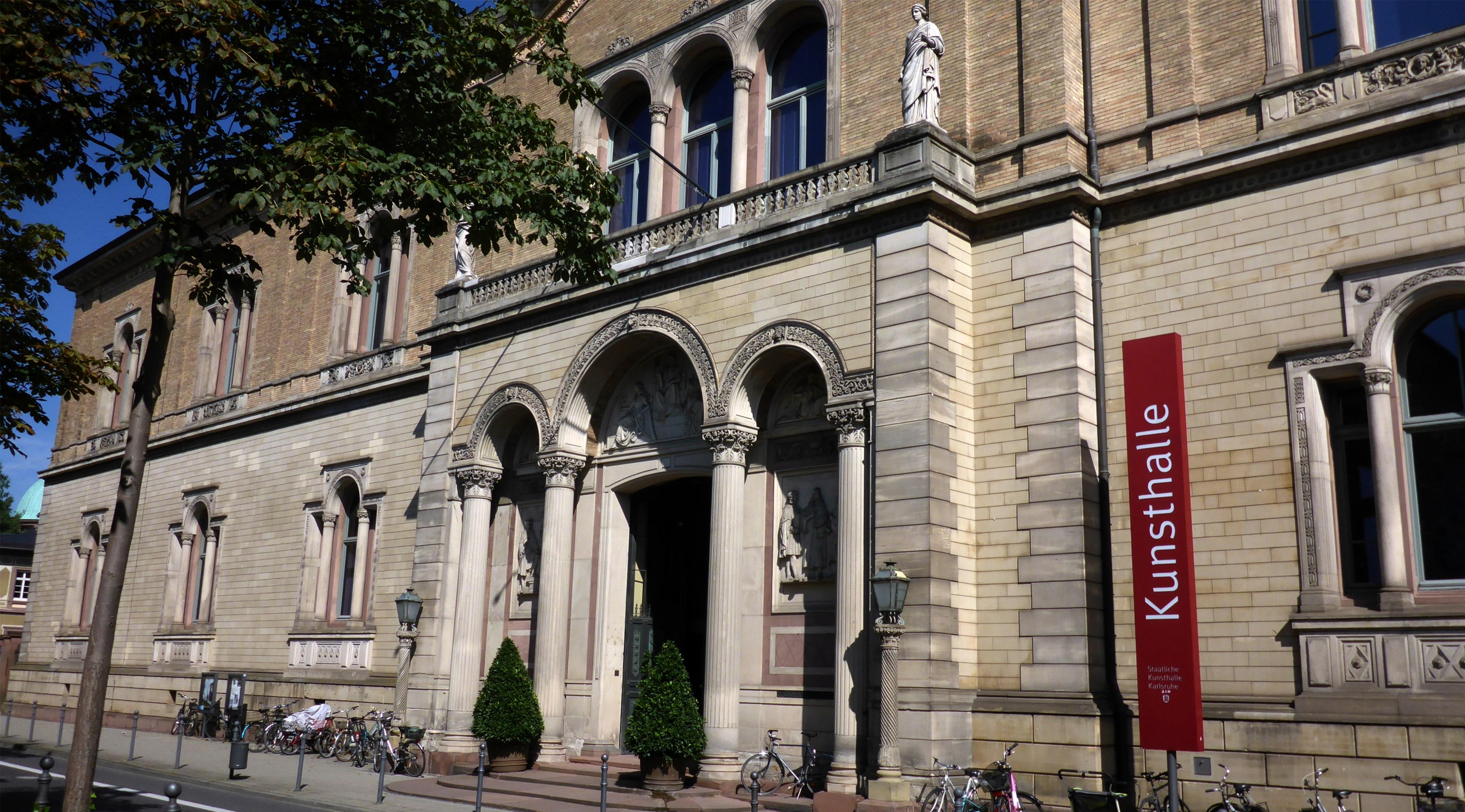 """Résultat de recherche d'images pour """"staatliche kunsthalle karlsruhe"""""""