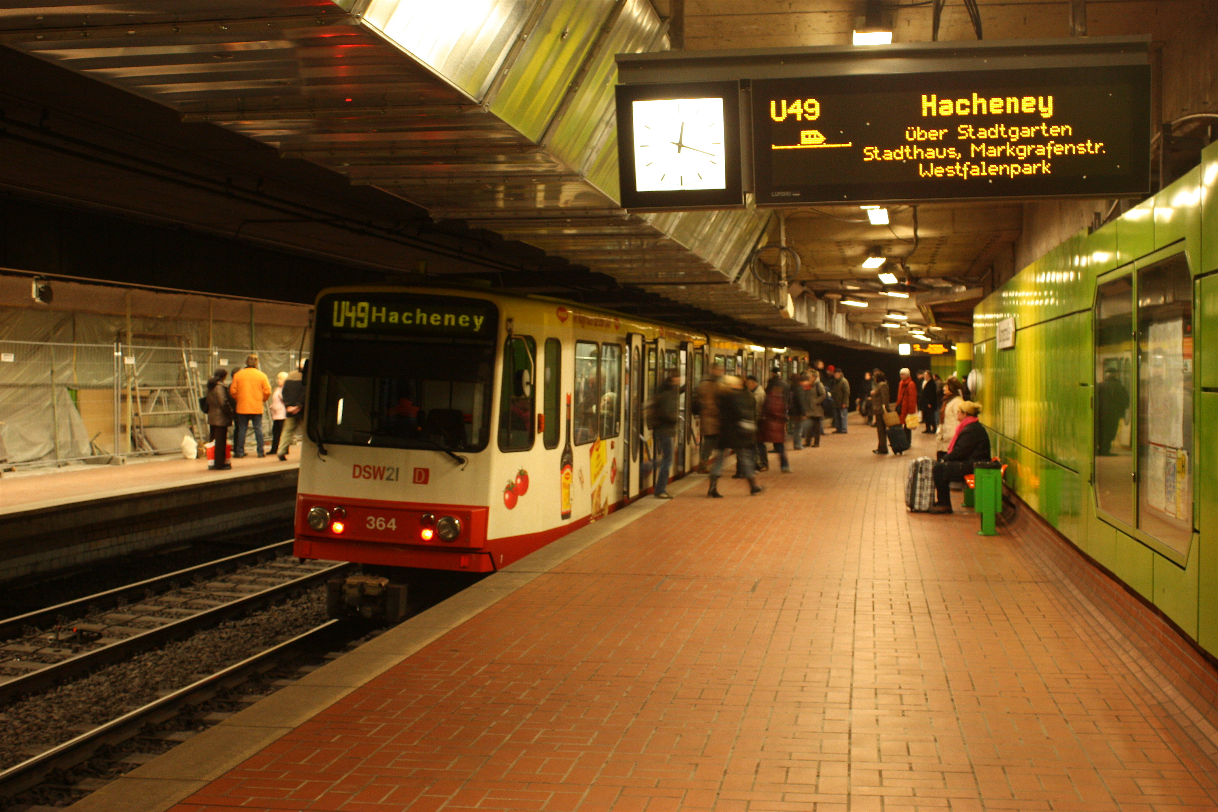 Dortmund Stadtbahn – Wikipédia