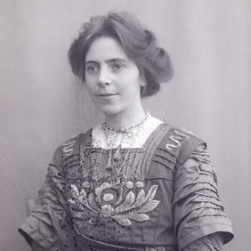 Gladice Keevil British suffragette