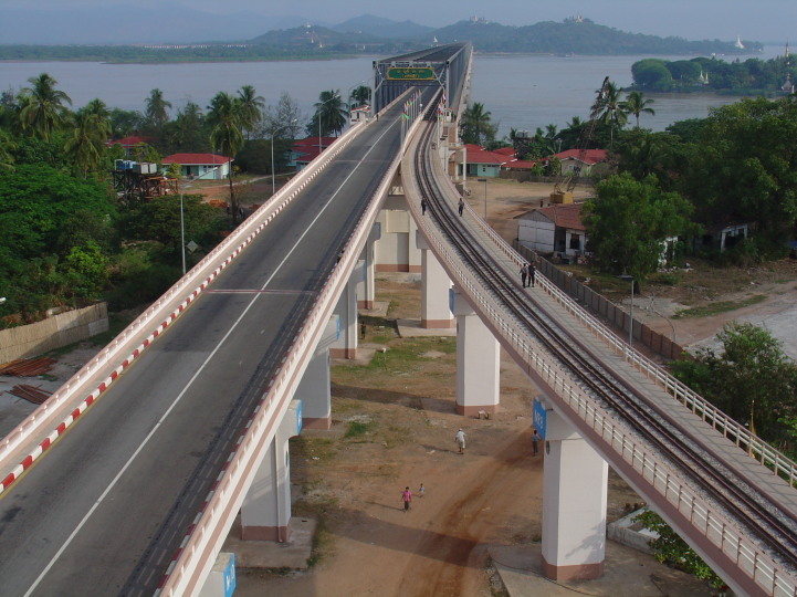 Thanlwin Bridge (Mawlamyine) - Wikipedia