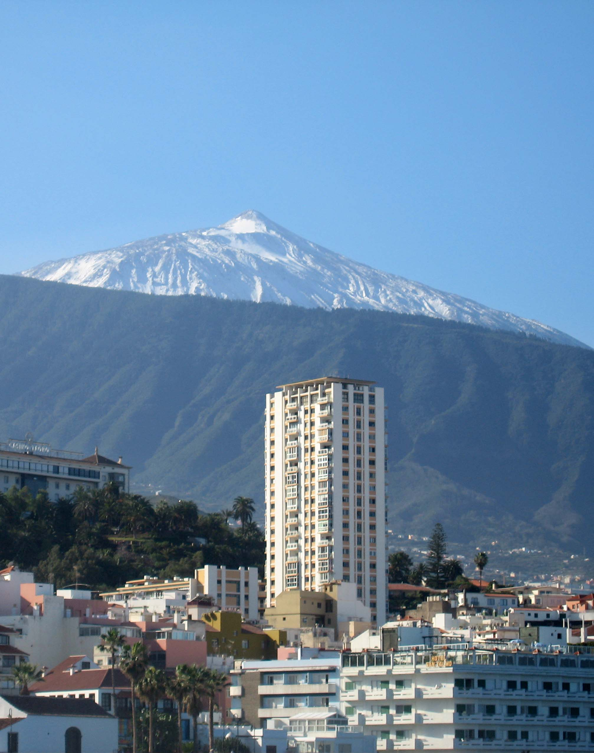 Hotel Orotava Puerto De La Cruz Tenerife