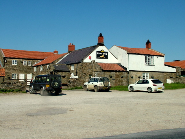 The Lion Inn, Blakey - geograph.org.uk - 612124
