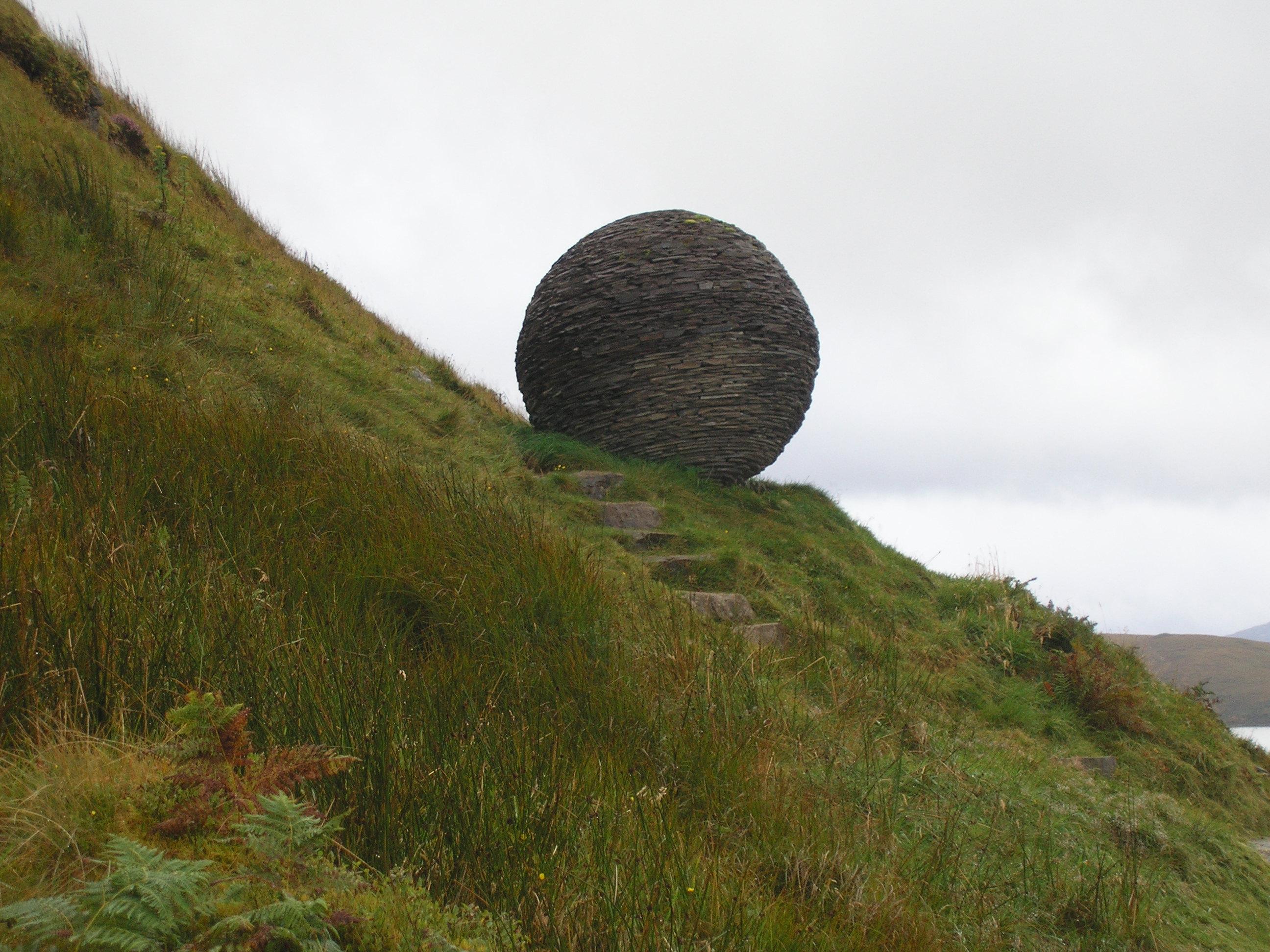 Filethe Sphere Knockan Jpg Wikimedia Commons