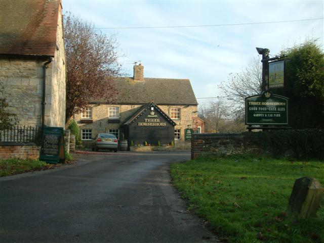 Three Horseshoes Public House, Garsington, Oxfordshire