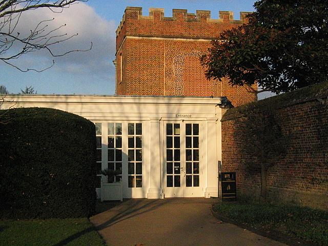 Hampton Court Palace Cafe Menu