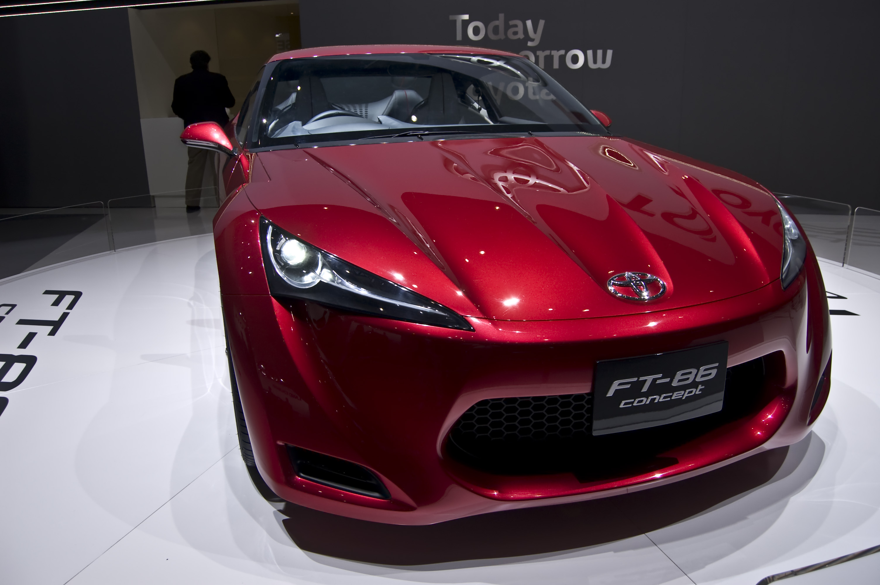 File Toyota Ft 86 Concept Flickr David Villarreal