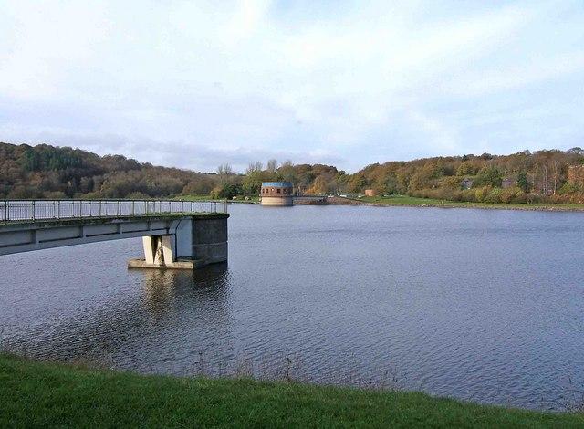 Trimpley Reservoir - geograph.org.uk - 1577219