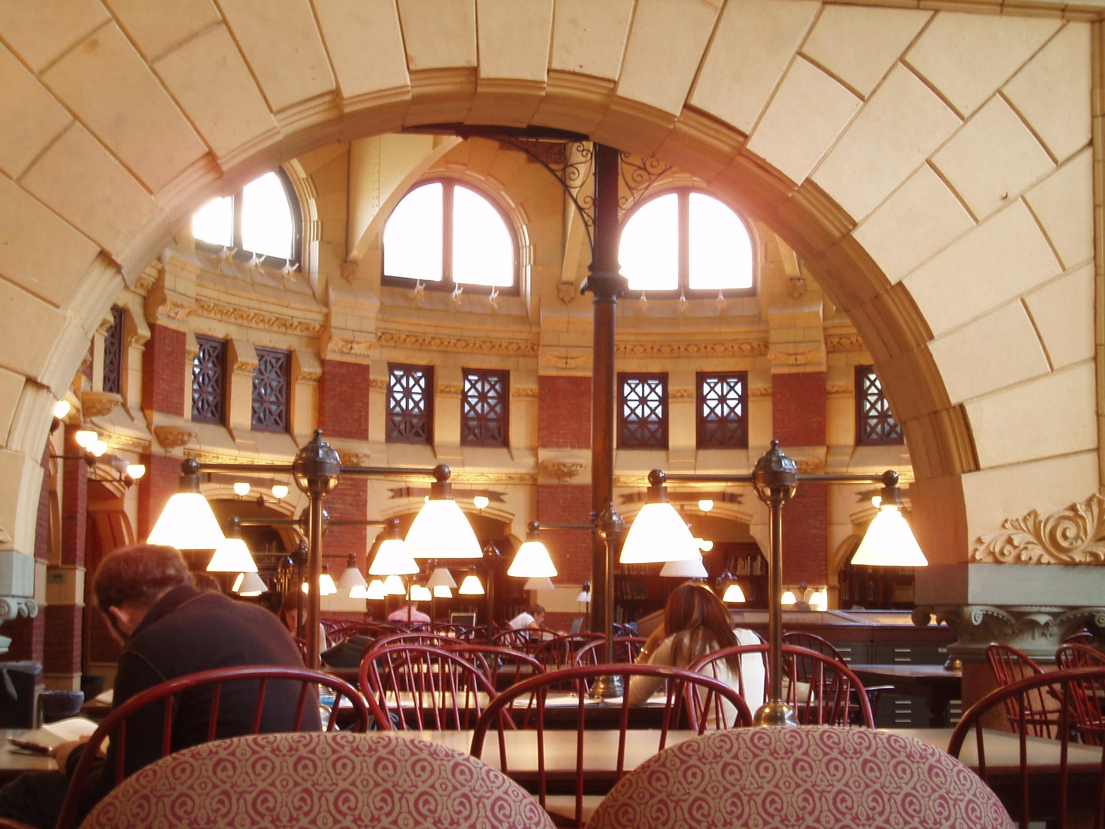 Penn Fine Arts Library File:upenn Fine Arts Library