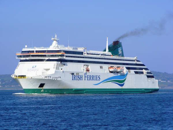Irish ferries wiki everipedia - Rosslare ferry port arrivals ...