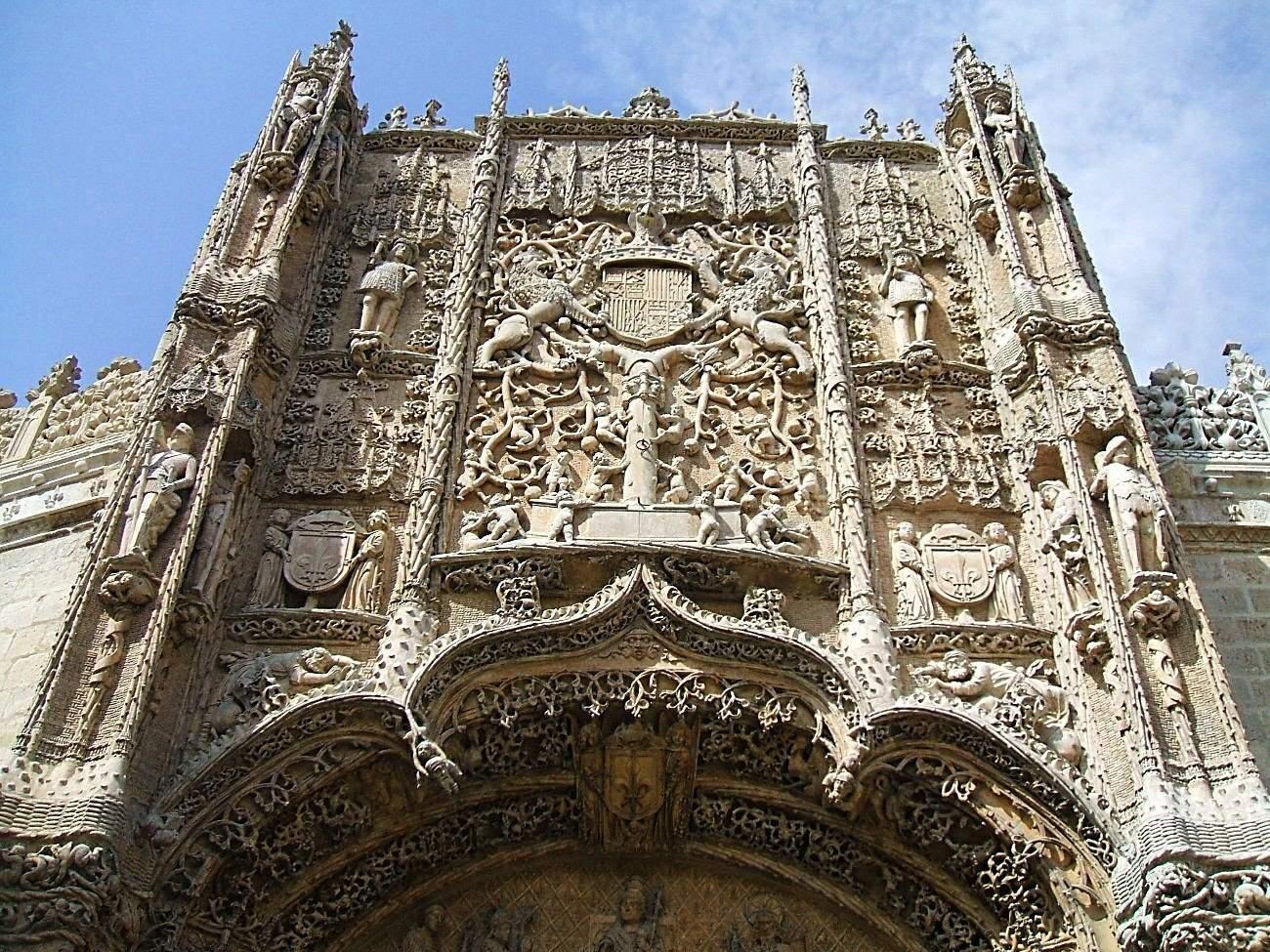 Resultado de imagen de colegio de san gregorio Valladolid
