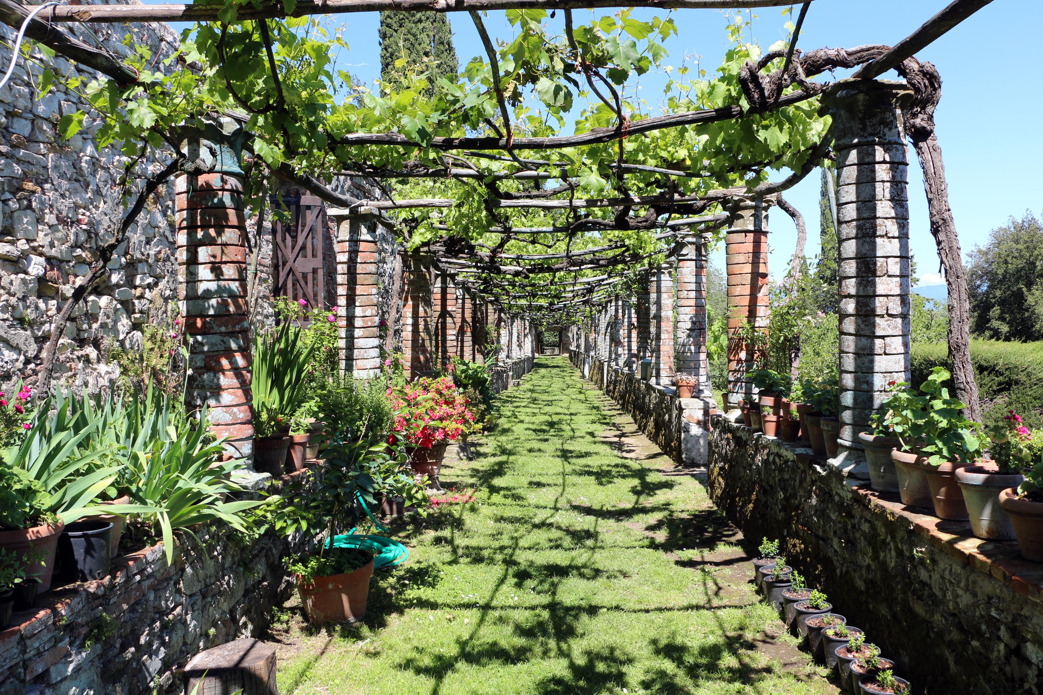 Giardini Villa Pergola Ivg