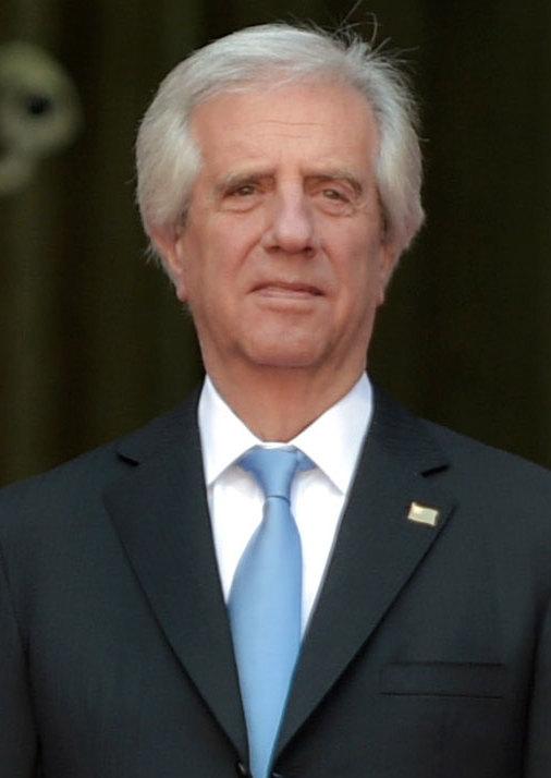 Resultado de imagen para presidente tabare vázquez