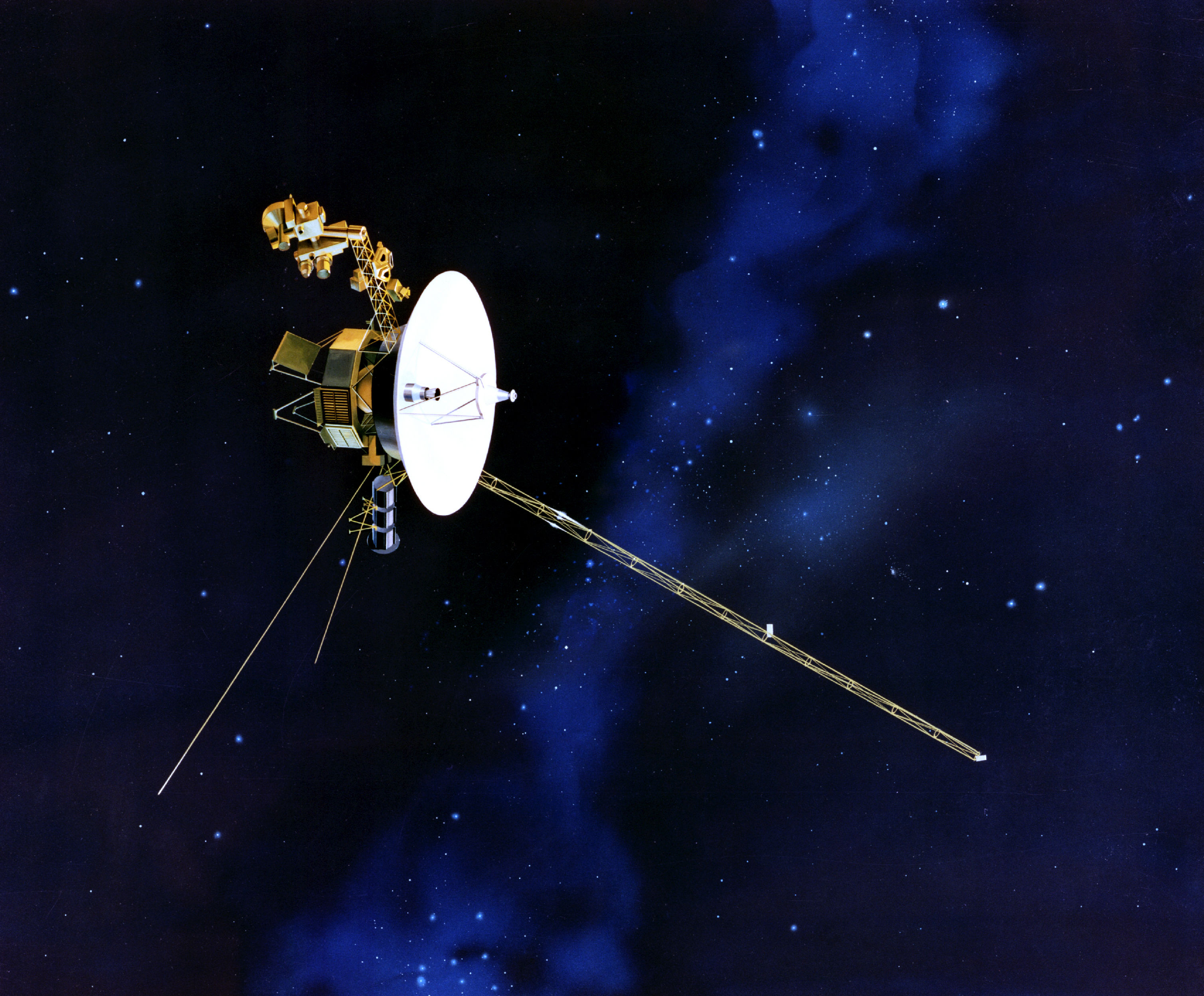 Today in history� Voyager sets out on epic journey