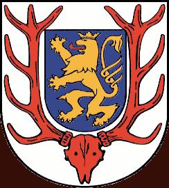 File:Wappen Sondershausen.png (Quelle: Wikimedia)