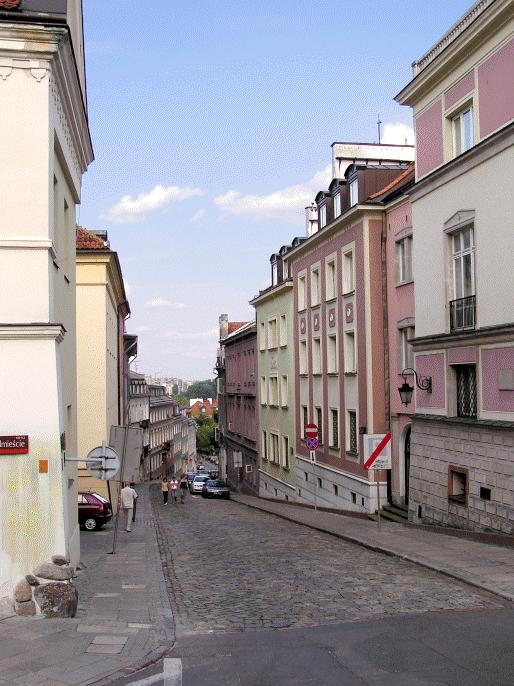 Bednarska Street