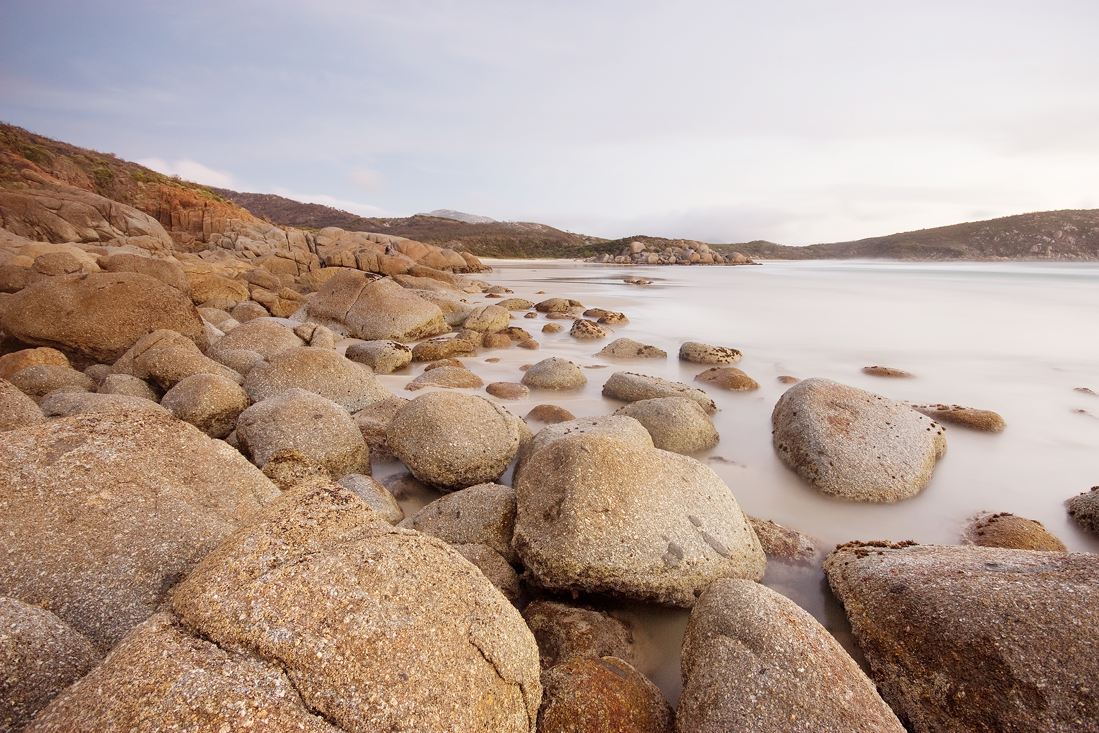 Whiskey Beach, Wilson's Promontory, Melbourne,...