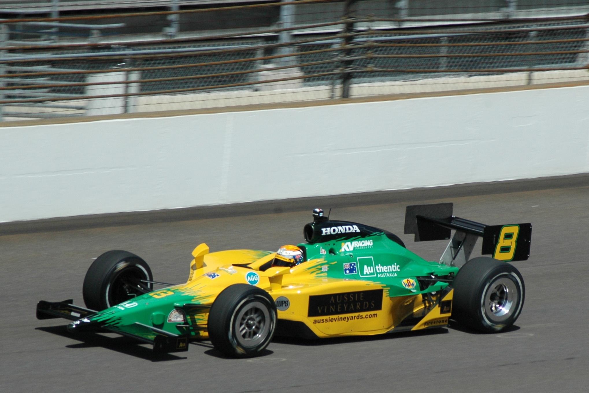 Indy Car Racing Game Ps