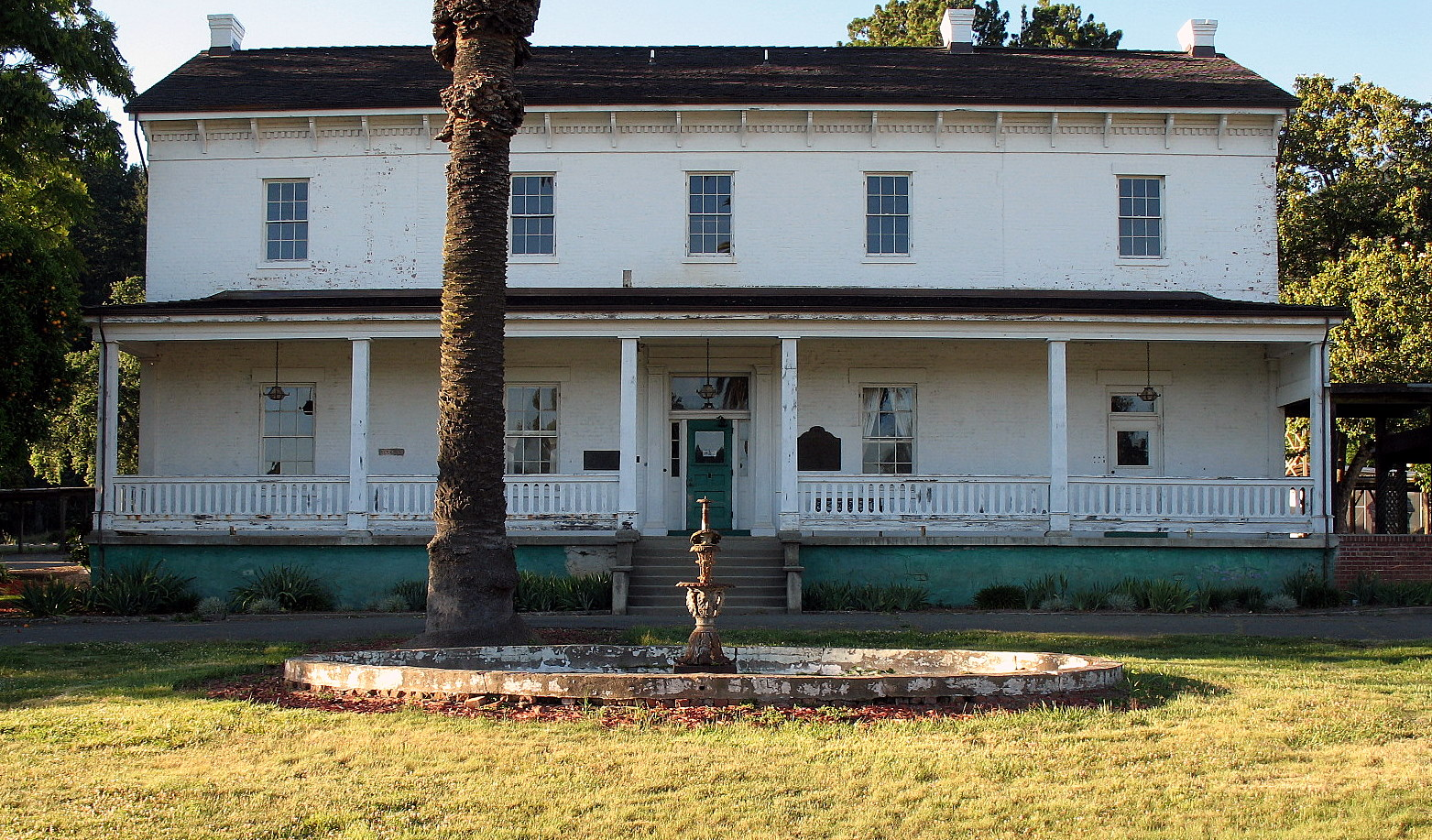 File William Hood House 7501 Sonoma Hwy Santa Rosa Ca 6