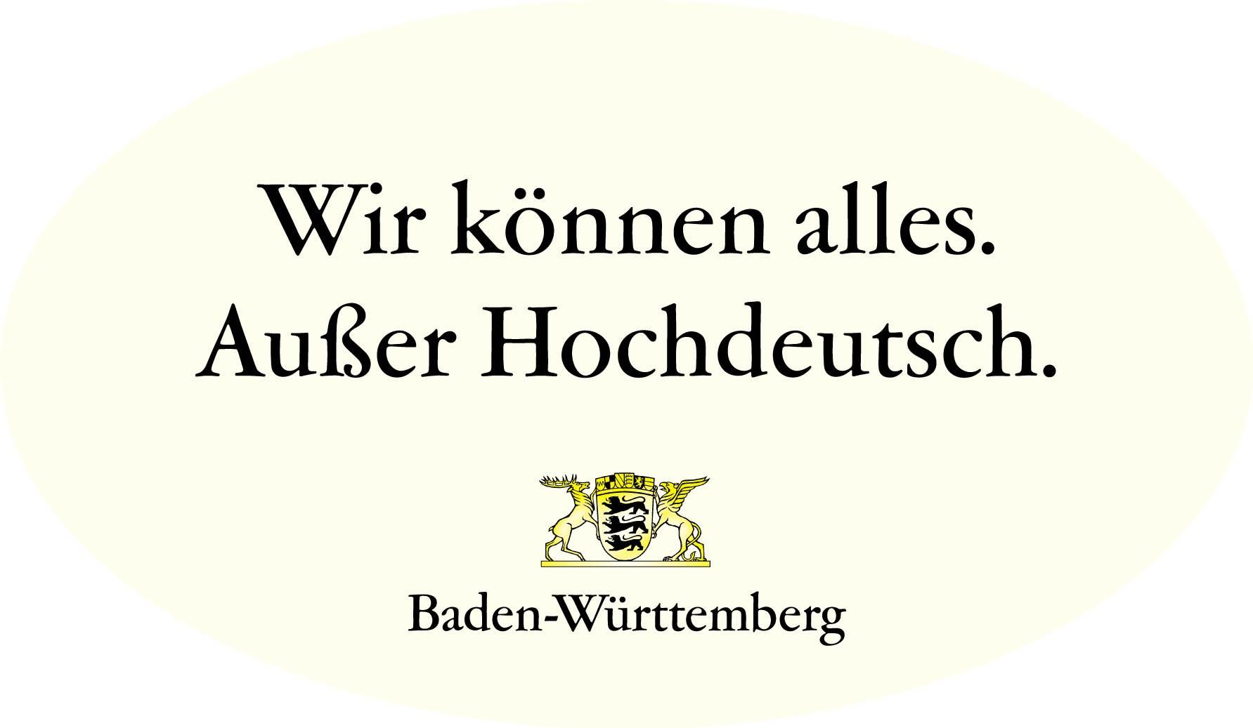 schwäbisch englisch sprüche Englisch Künstler Oettinger: Schlimmer als
