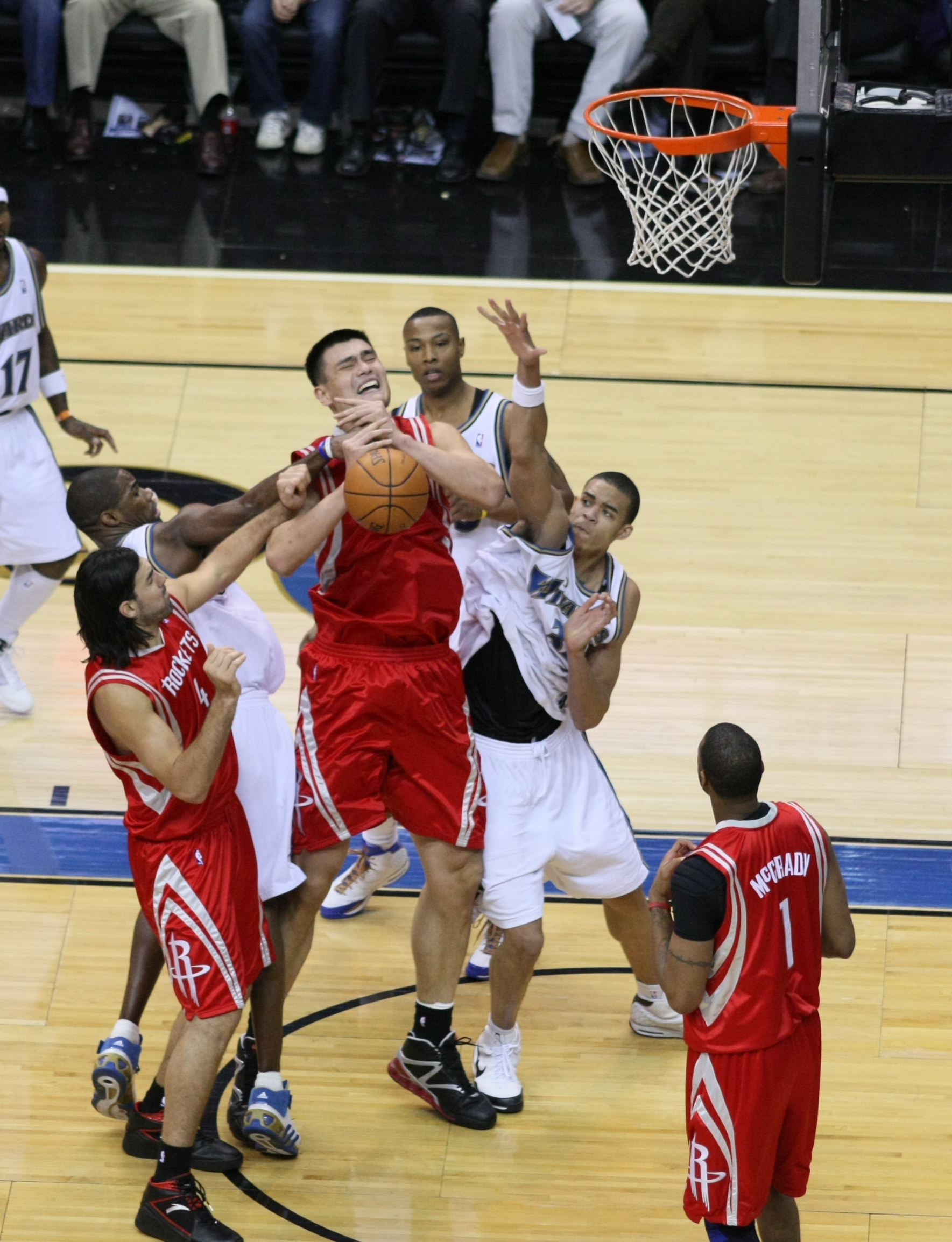 What Is Yao Ming Shoe Size
