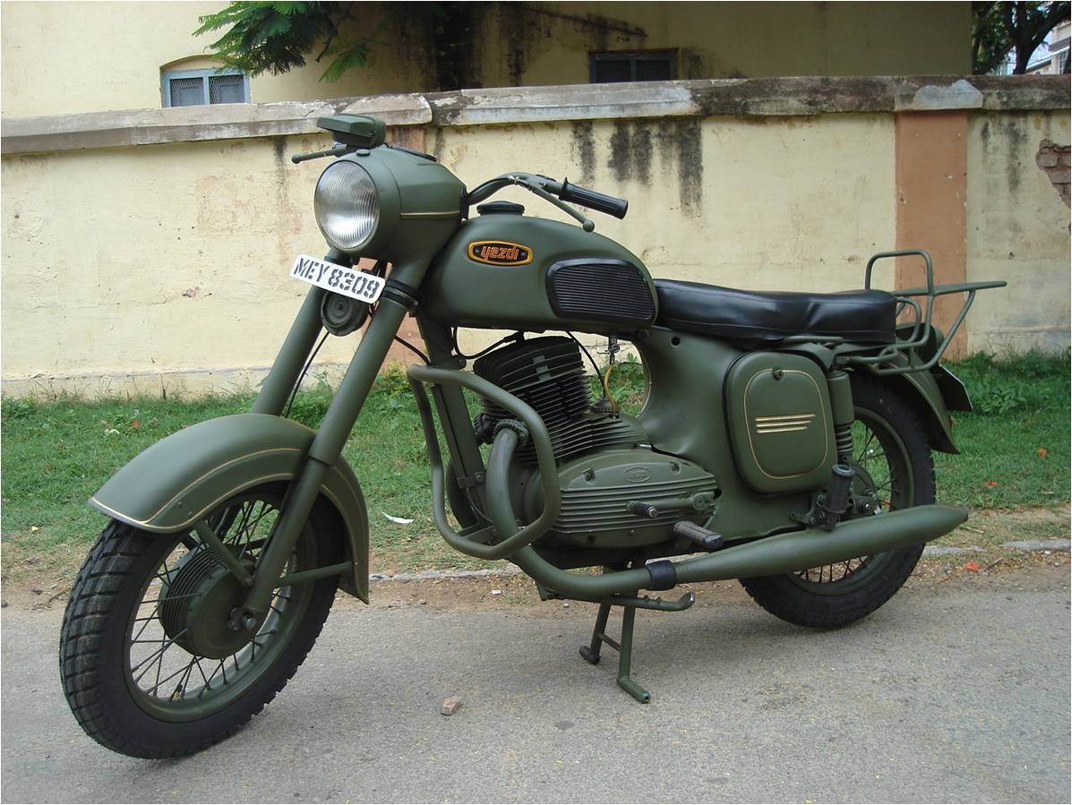 Two Wheeler Motorcycle