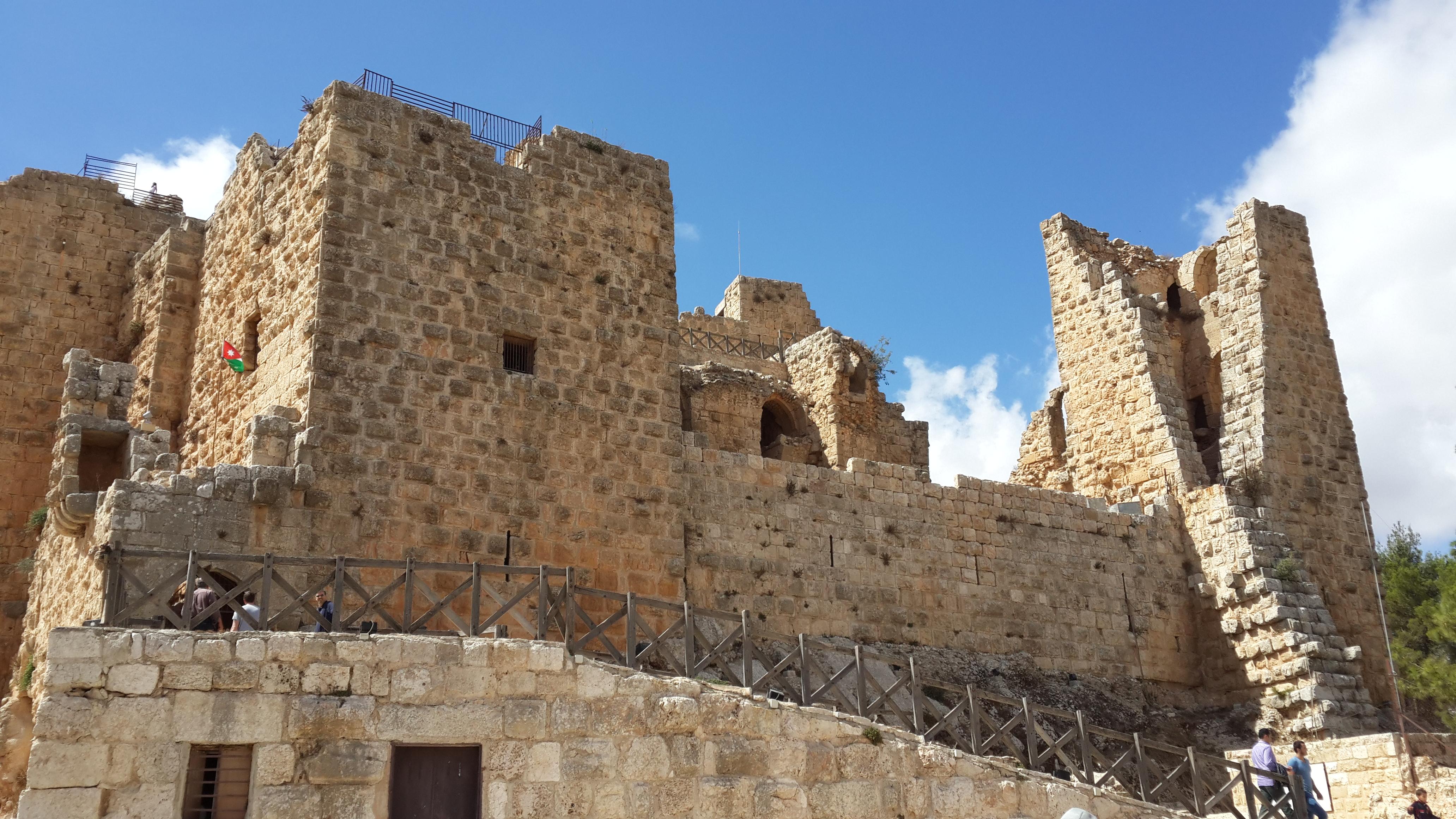 ruta de viaje por jordania - hoteles recomendados