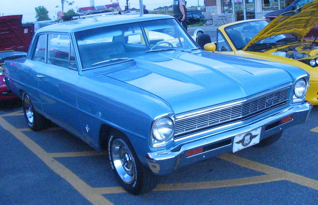 File:'66 Chevrolet Chevy II (Auto clique Bellepros Vaudreuil ...
