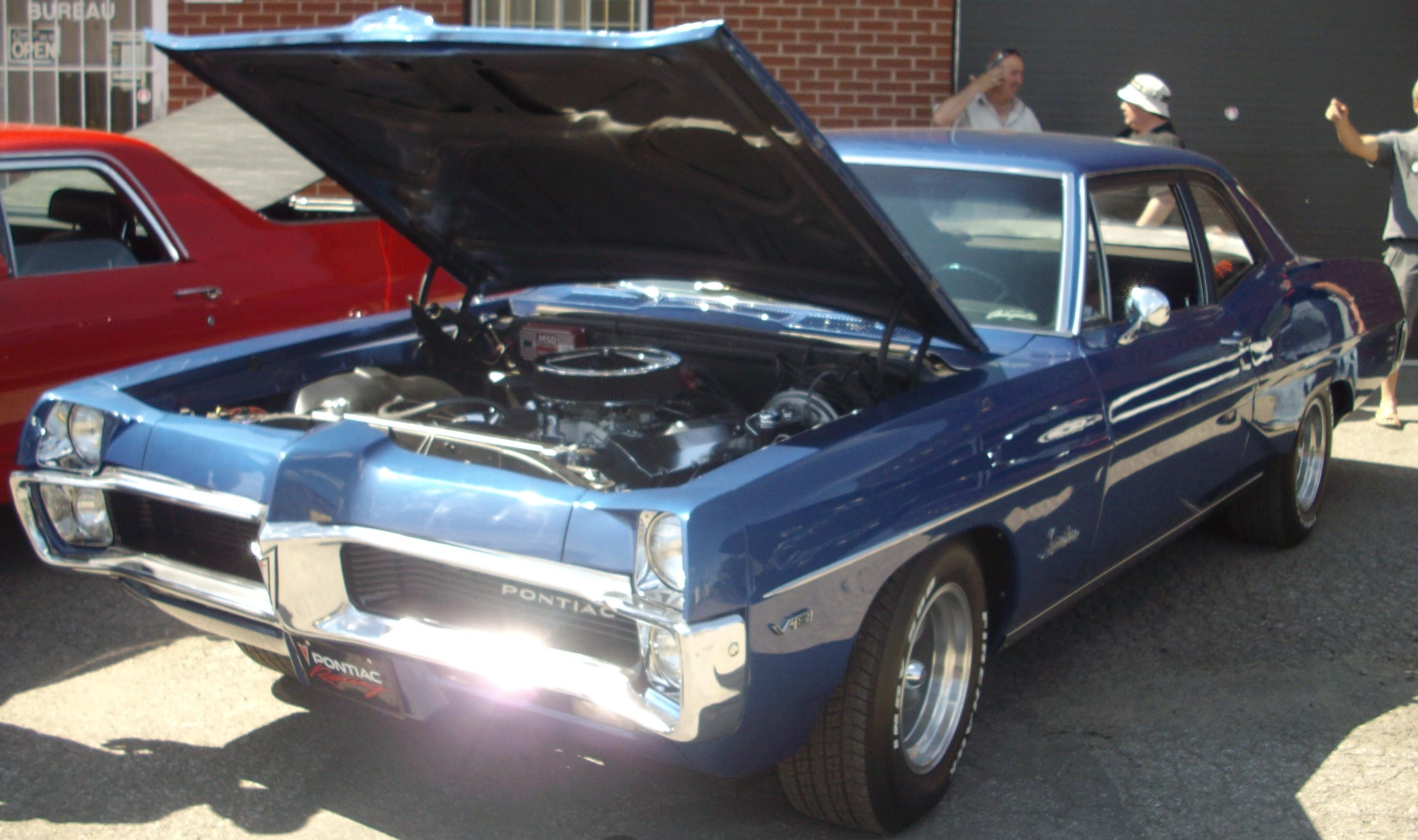 Muscle Cars Paint By Number