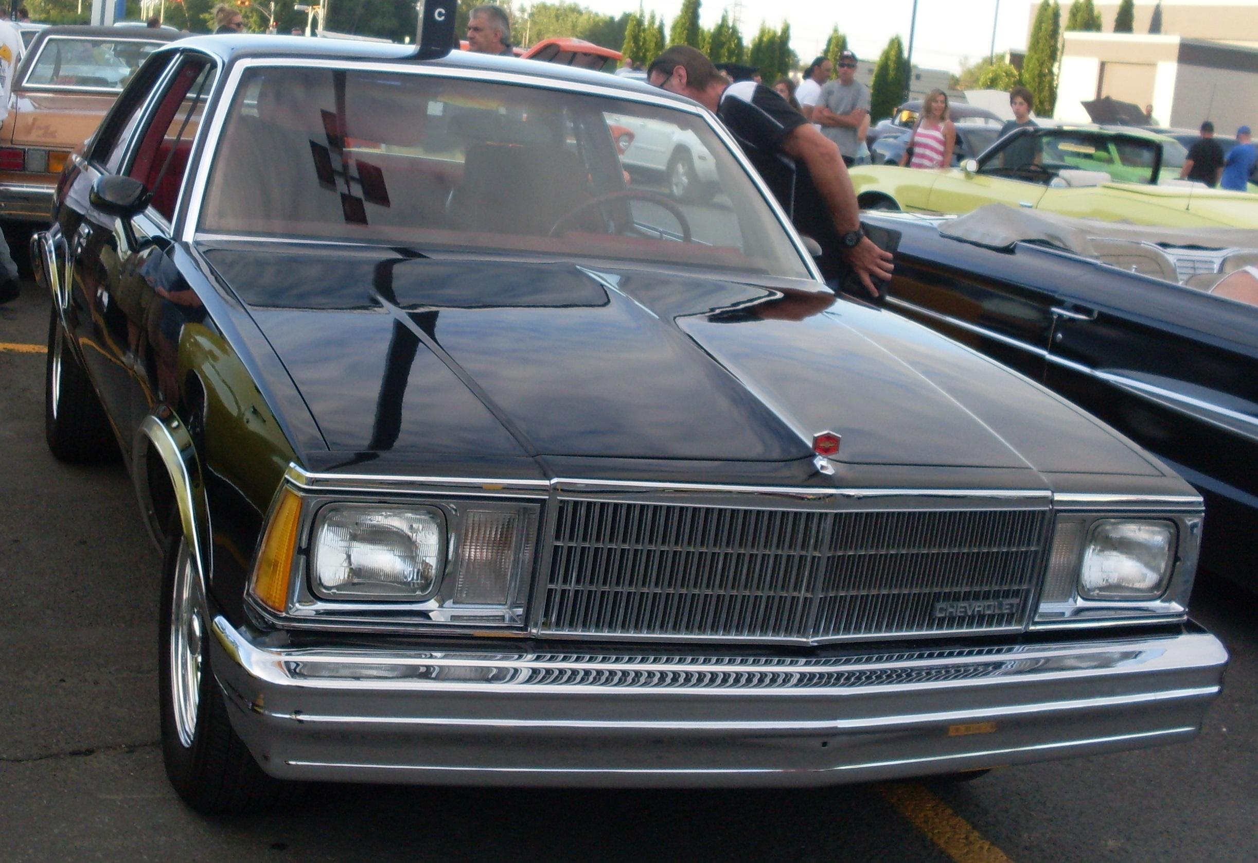 File:'80_Chevrolet_Malibu_Coupe_(Auto_classique_St Constant_'13)on 1980 Chevrolet Malibu
