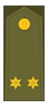 Teniente Ayudante