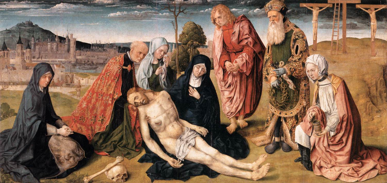 File:15th-century unknown painters - Pietà of Saint