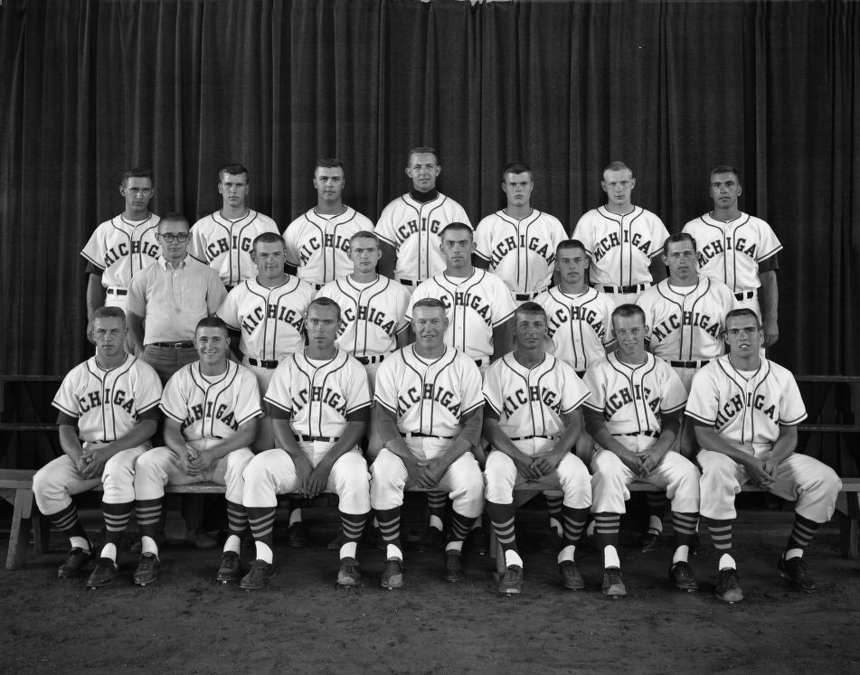 1962 Michigan Wolverines baseball team - Wikipedia