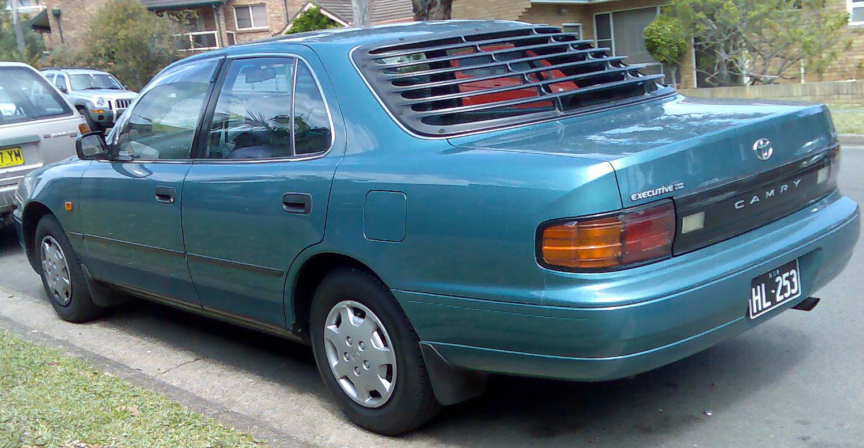 Тойота камри 1993 фото