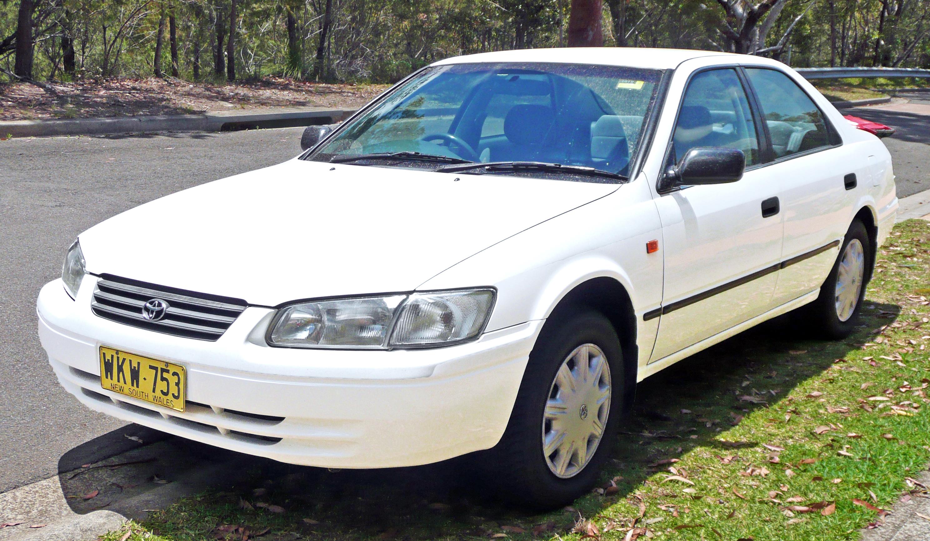 Тойота камри 1997 фото