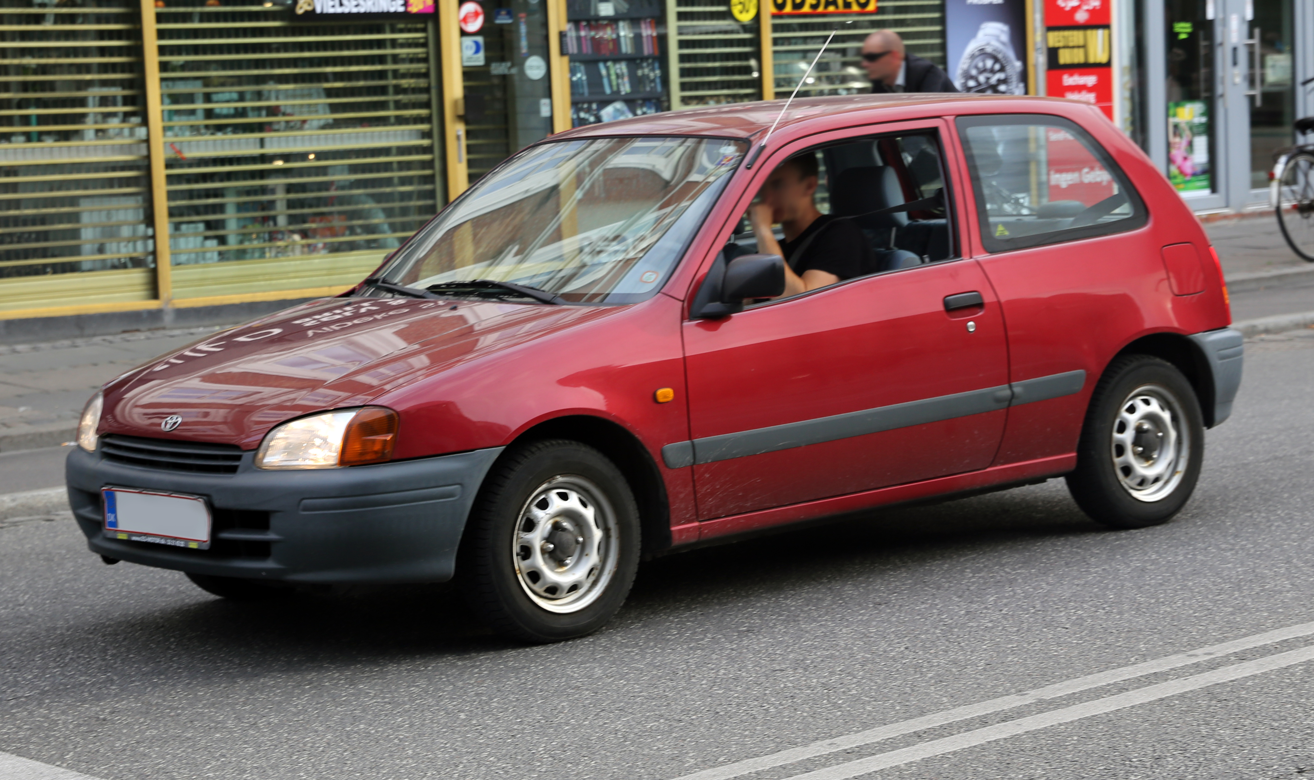 Kekurangan Toyota Starlet 1999 Harga