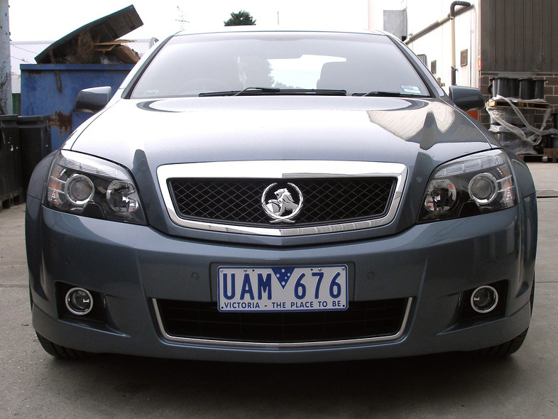2006 Holden Hfv6 Rodeo. Holden WM Caprice WALLPAPERS