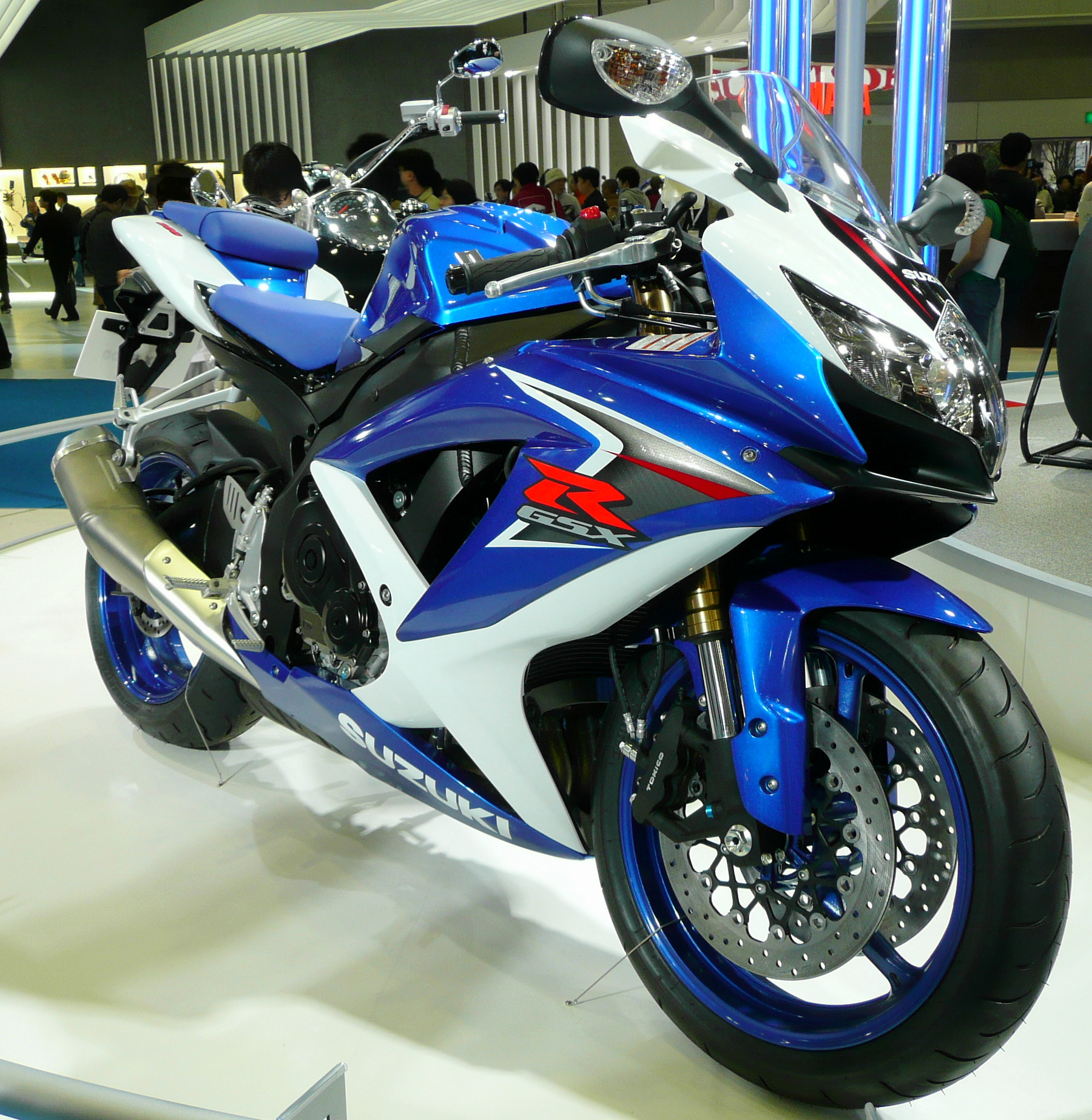 Wondrous Suzuki Gsx R600 Wikipedia Gmtry Best Dining Table And Chair Ideas Images Gmtryco