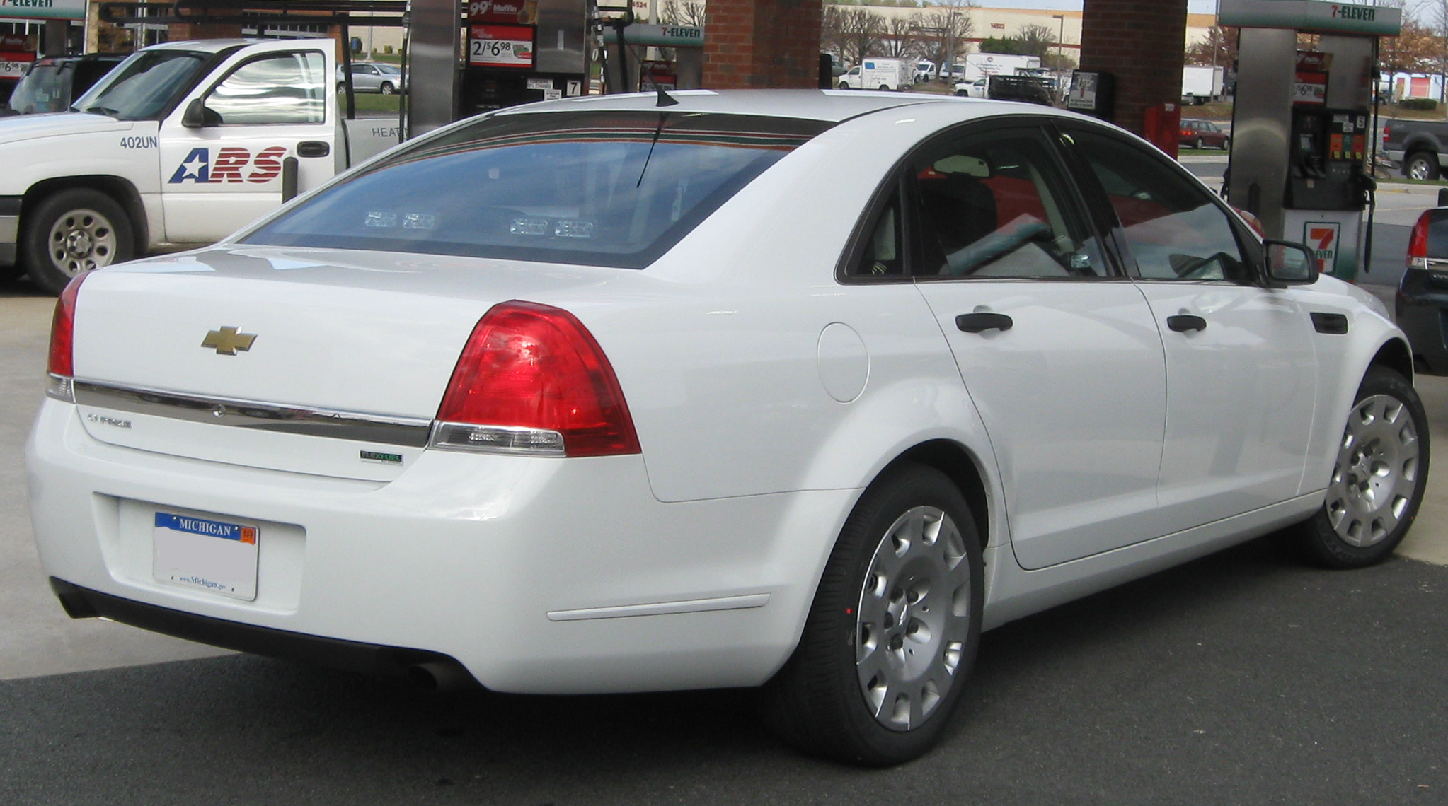 File 2011 Chevrolet Caprice Ppv 12 06 2010 Rear Jpg Wikimedia Commons