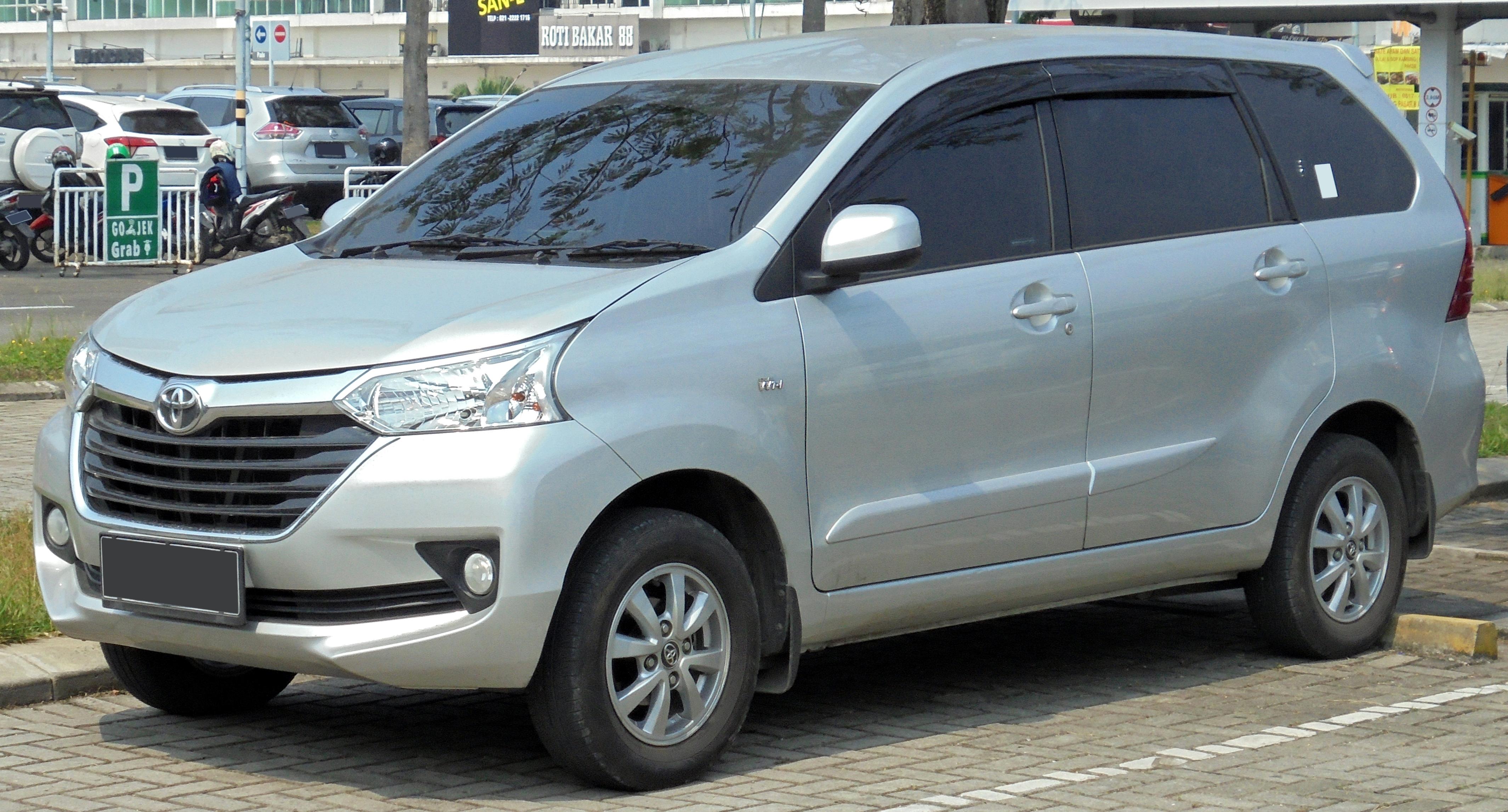 Kelebihan Toyota Avanza 2018 Spesifikasi