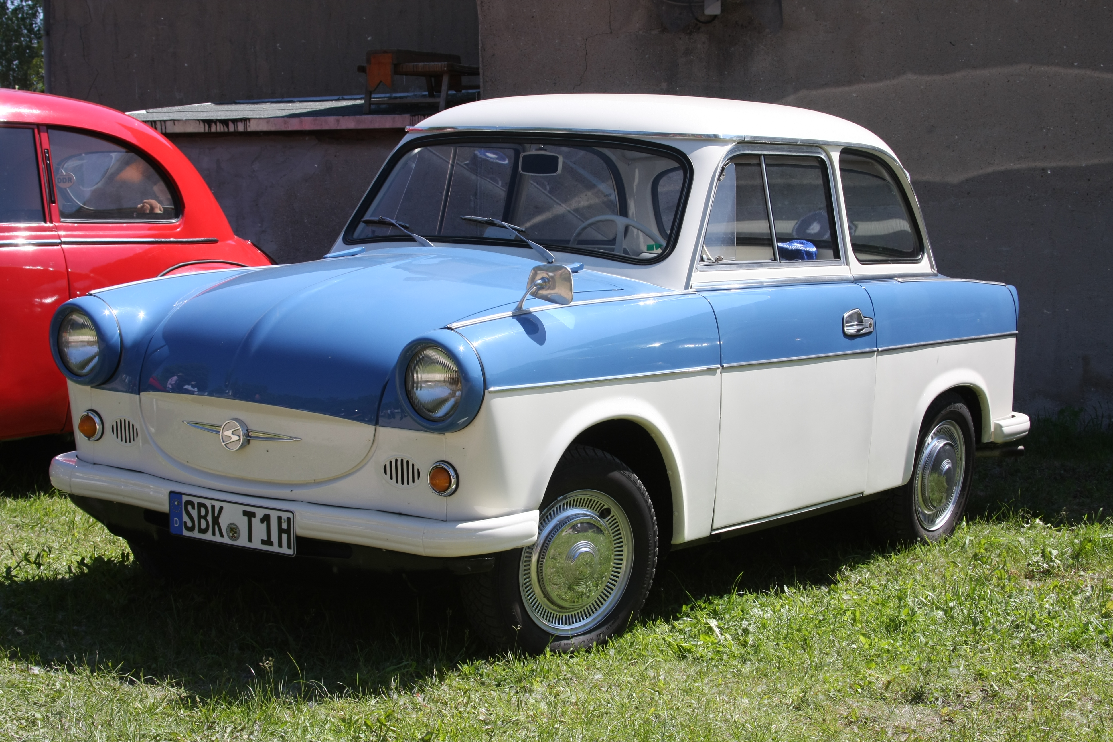 Choice Motor Credit >> Trabant (Pkw) - Wikiwand