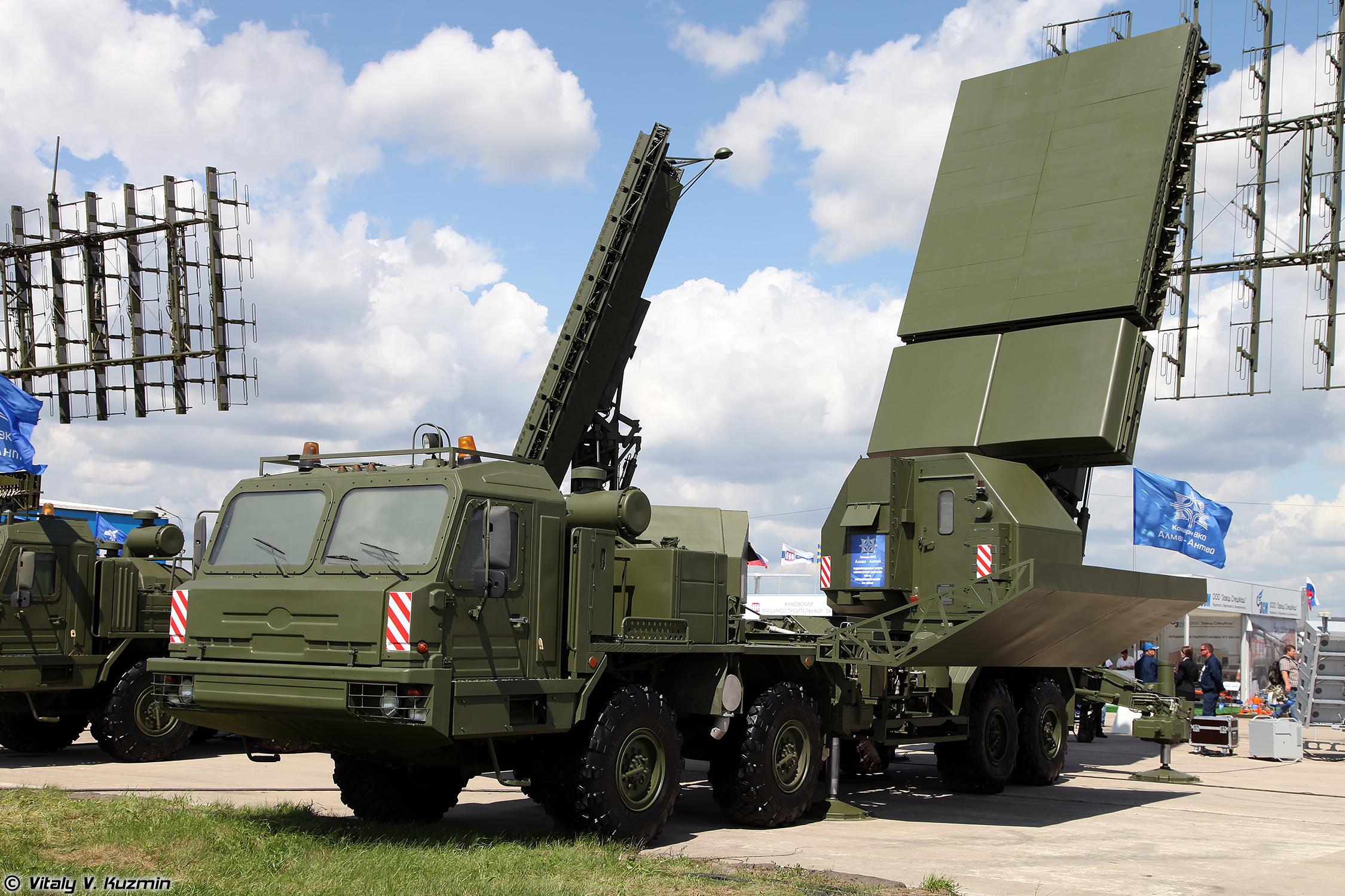 Radar AESA RLM-S de banda S/X