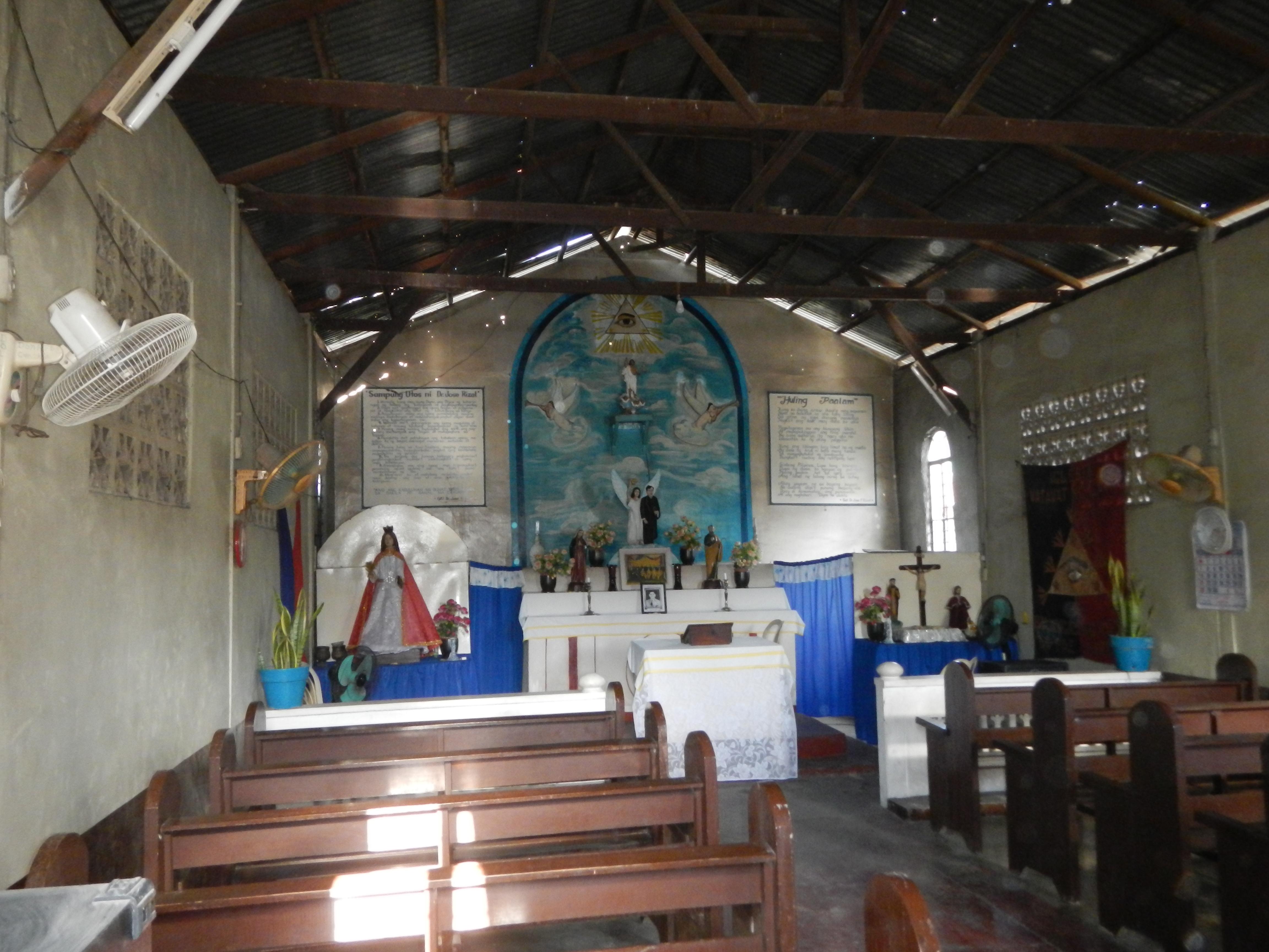 File:7611jfSan Rizal Church Balanoy Rizal La Paz Tarlacfvf ...