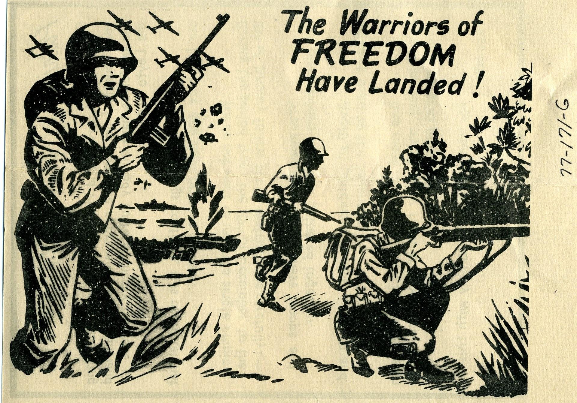 world war two insightful essays