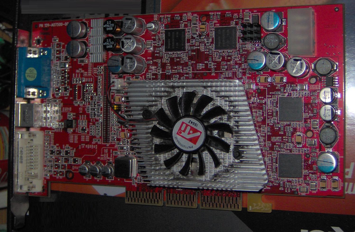FileATI Radeon 9800 Pro